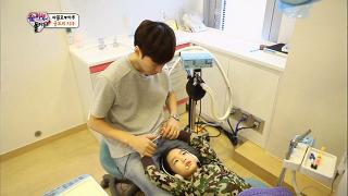 치과에 간 하루, 아픈 신경치료도 견뎌 '대견' [슈퍼맨이 돌아왔다] 20140921 KBS