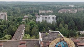 체르노빌 최근 풍경