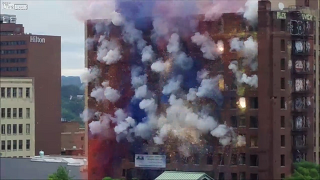 911 테러 당한 미국의 멘탈