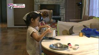 하루&엄마의 특별한 요리시간, 대형사고에 멘붕 [슈퍼맨이 돌아왔다] 20140824 KBS