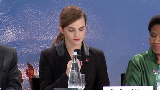 UN 양성평등 연설
