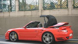 포르쉐 911 터보 카브리올레 997(05년~08년)