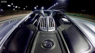 포르쉐 918 주행영상 (Top Gear) <Porsche 918>