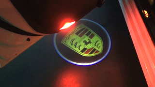 포르쉐 팍스빔 도어라이트 제작영상