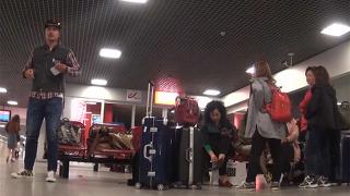 긴급 상황! 파리 열차 탑승 난관