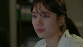 김우빈의 본심 알아채고 눈물