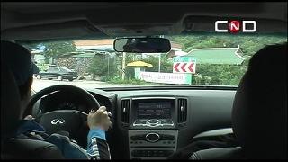 인피니티 G35 동영상 시승기