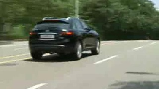 2008년 인피니티 FX50 시승기 영상