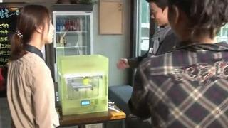 음식을 출력해 만드는 기계