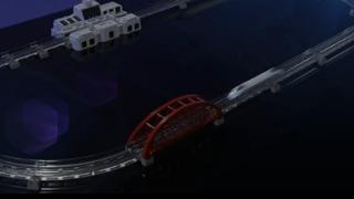 일본의 장난감 놀랄만한 속도