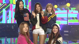 인형 같은 다섯 소녀 레드벨벳