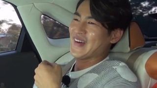 김혜선과 배드신에 볼살 핼쑥