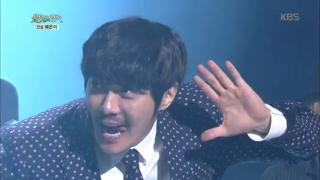 KCM, 열정 가득 퍼포먼스 ´열정´ [불후의 명곡] 286회 20170114
