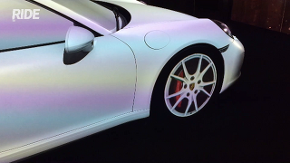 포르쉐 브랜드를 체험하다, The Sound of Porsche