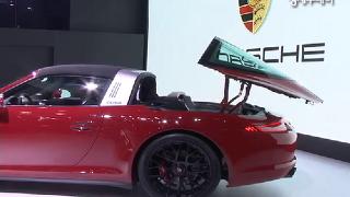 [2015서울모터쇼]포르쉐, 911 타르가 50주년 기념 GTS 출시
