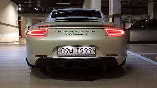 포르쉐 뉴 911 카레라 S 991 (12년~15년)