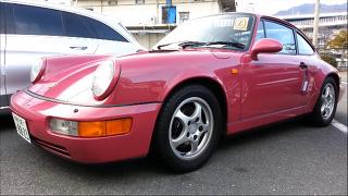 1992 Porsche 911 (포르쉐 911/964 모델) - 차차마트 리포터