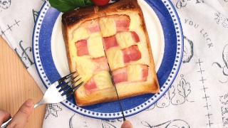 비주얼 깡패, 무늬 토스트