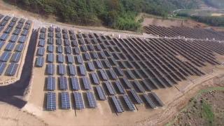 태양광 구조물 및 시공사례 글 등록