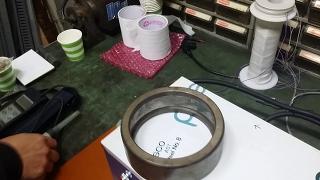 (필수전자) 기성품 탈자기 <대형> 실험 영상