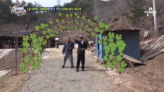 방송 보고 꾸민 930평 왕국