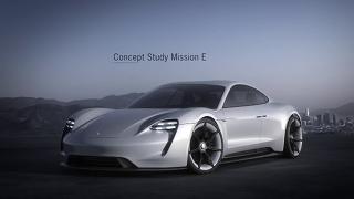 [총정리] 포르쉐 전기차의 미래를 꿈꾸다. 포르쉐 미션E의 모든것