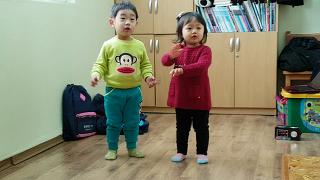 유치부 율동~~