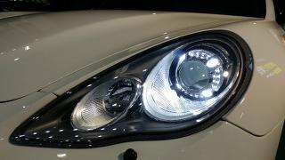 포르쉐 옵션 LED 헤드라이트 파나메라