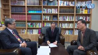 광장tv  한국교회총연합회(한교총) 문제점 파헤치는 토론의 장 마련