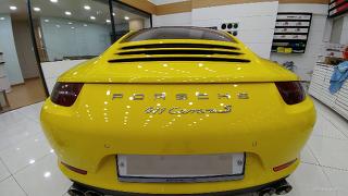 대구썬팅 포르쉐 911 카레라 루마정품
