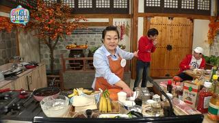 이혜정, 제작진 소환 먹부림