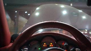 ☆━━포르쉐 997터보 PHASS 양가죽 통한 소닉디자인 디지코어 808I 시스템