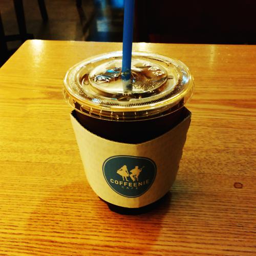 신촌 <커피니> 아이스 아메리카노
