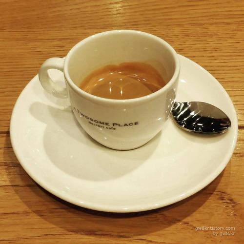 A Twosome Place Espresso