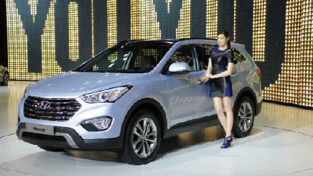 2013 서울모터쇼 현대자동차 부스 맥스크루즈