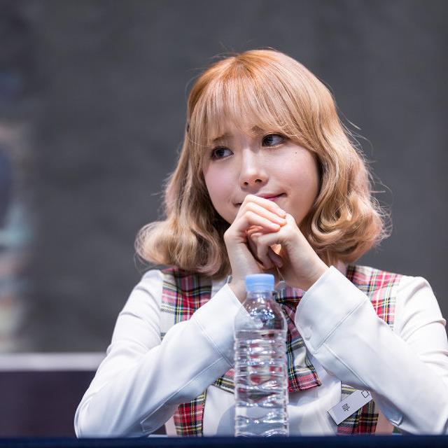 161003 우주소녀 잠실 팬싸인회 - 키보도흐