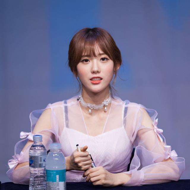 160924 우주소녀 판교 팬싸인회 - 키보도흐