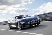 BMW, 플래그쉽 8시리즈 컨셉 '19년을 기다렸다!'