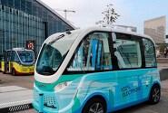 자율주행 버스 운행 1시간 만에 충돌..못 믿을 인간 과실