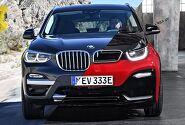 BMW 'iX3' 모델명 등록, iX1부터 iX9까지?
