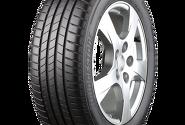 브리지스톤, 프리미엄 컴포트 타이어 투란자 T005 뉴 아우디 A7에 표준 장착