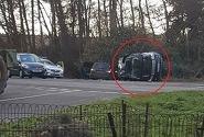 영국 여왕 남편 98세 필립공 몰던 차 충돌사고..부상 없어(종합)