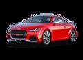 2017 아우디 TT RS 쿠페