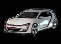 2013 폭스바겐 디자인 비전 GTI 콘셉트