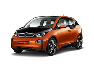 2014 BMW i3 해치백 사진