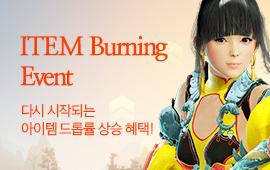 ITEM BURNING EVENT