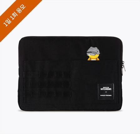 배틀그라운드 노트북 파우치(13인치)