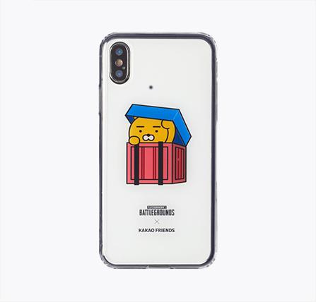[N9]핸드폰 케이스_보급상자 라이언