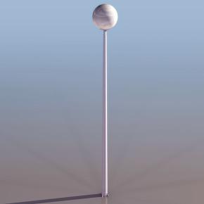 빛 관련 모델링 소스 (랜턴 촛대등등)