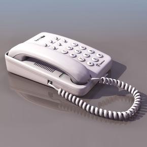 전화기 관련 모델링 소스